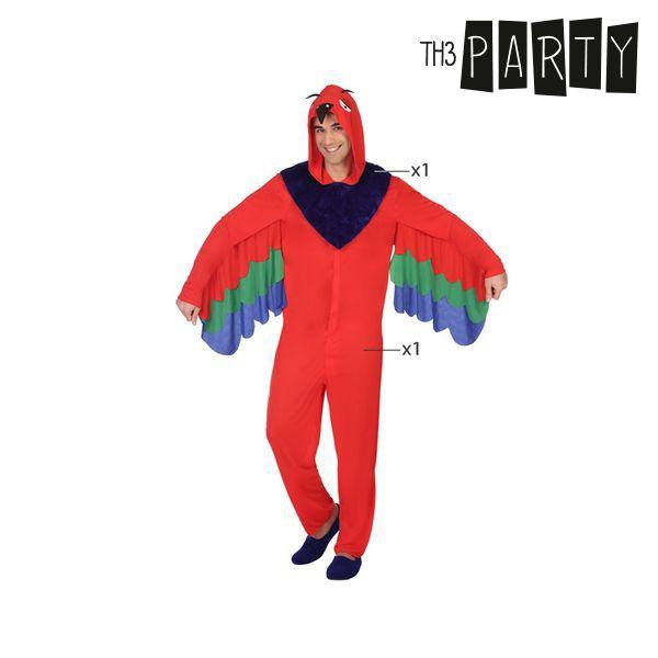 Fantasia para Adultos Papagaio