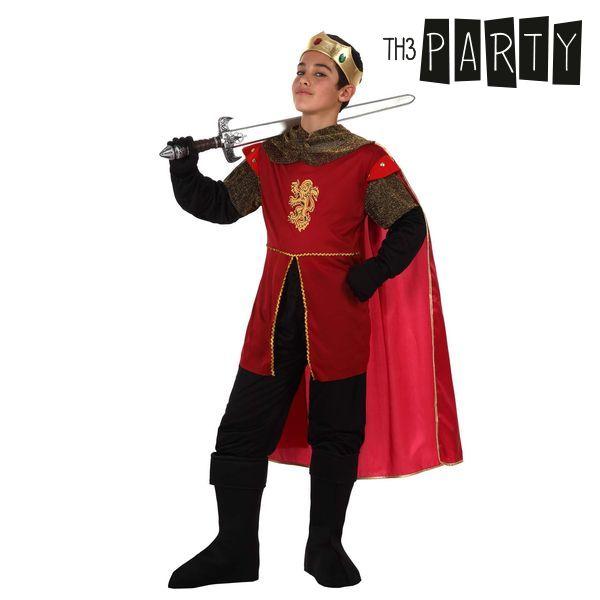Fantasia para Crianças Th3 Party Rei medieval