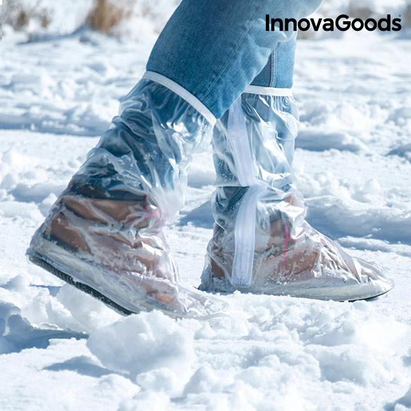 Impermeável com Bolsa para Calçado InnovaGoods (Pack de 2)