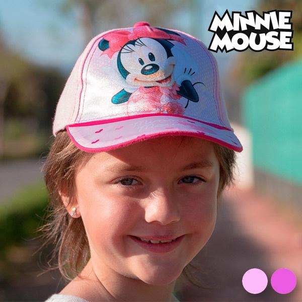 Boné Infantil Minnie Mouse