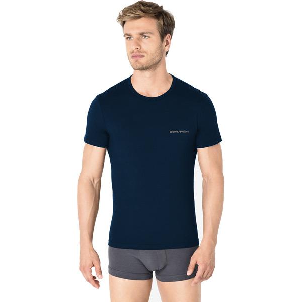Camisola Interior de Homem Emporio Armani 111267-7A717-27435 (Pack de 2)