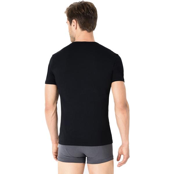 Camisola Interior de Homem Emporio Armani 111267-7A717-7320 (Pack de 2)