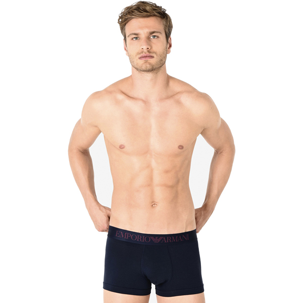 Boxers de Homem Emporio Armani 111210-7A504-46535 (Pack de 2)