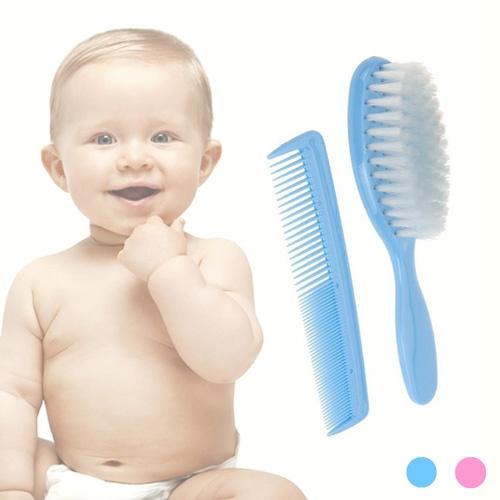 Escova e Pente para Bebé