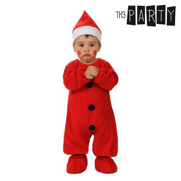Fantasia para Bebés Th3 Party Pai natal