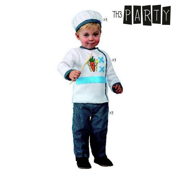 Fantasia para Bebés Cozinheiro