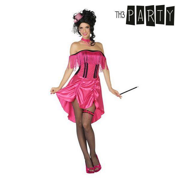 Fantasia para Adultos Bailarina de cabaret Cor de rosa