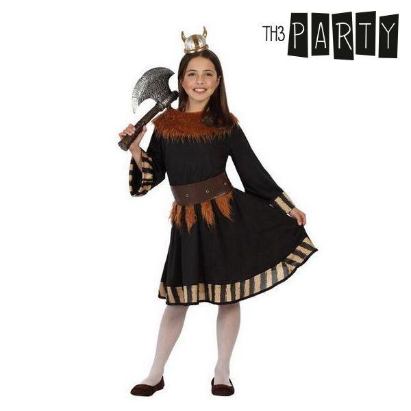 Fantasia para Crianças Viking mulher