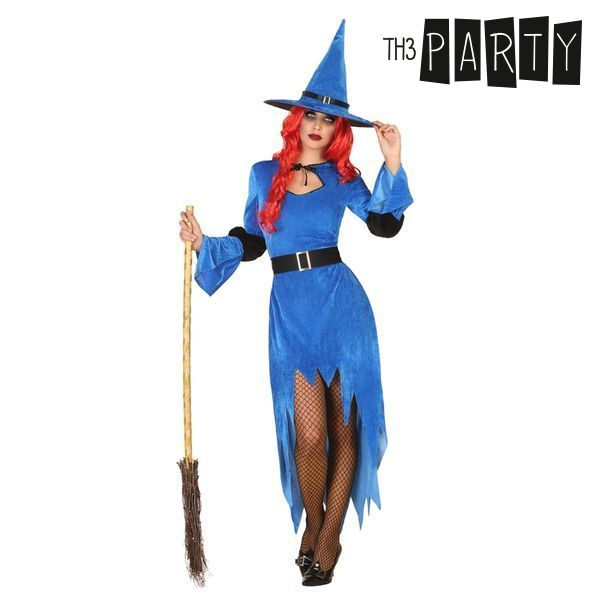 Fantasia para Adultos Bruxa Azul