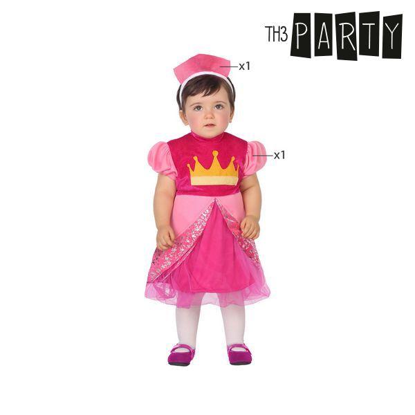 Fantasia para Bebés Princesa