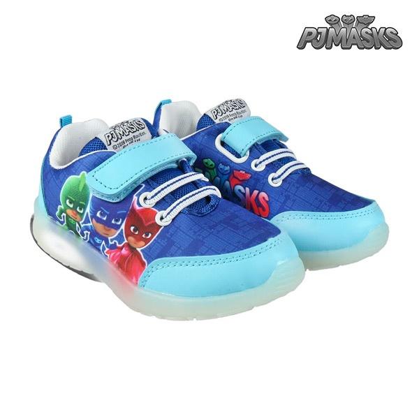 Sapatilhas Desportivas com LED PJ Masks 73097 Azul