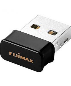 Adaptador USB Wifi Edimax Pro NADAIN0207 EW-7611ULB Bluetooth 4.0 24 Mbps Preto