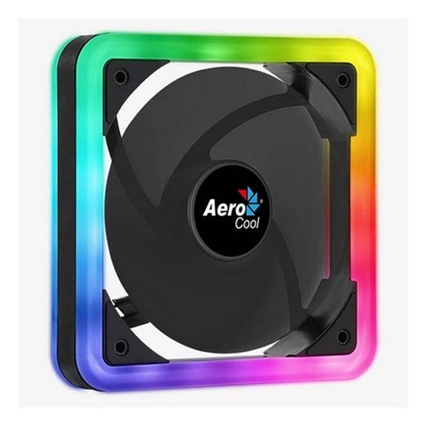Ventilador Aerocool Edge 14 1200 rpm LED (Ø 14 cm)