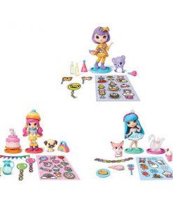 Boneca Party Popteenies Double Surprise Bizak 115178