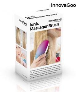 Escova Massajadora Iónica InnovaGoods
