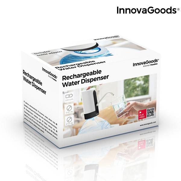 Dispensador de Água Automático Recarregável InnovaGoods