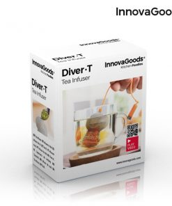 Infusor de Chá de Silicone Diver·t InnovaGoods