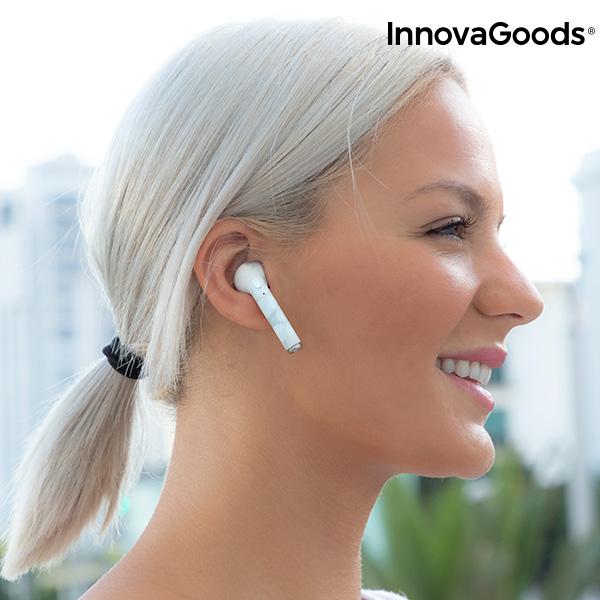 Auriculares sem fios Smartpods M Marble InnovaGoods