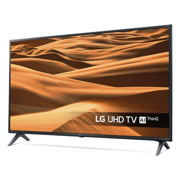 "Smart TV LG 65UM7000PLA 65"" 4K Ultra HD LED WiFi Preto"