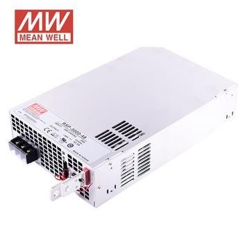 RSP-2400-48  Em: 180-264VAC Fora: 48VDC 50A 2400W PFC Paralelo (Vo   Ajustável    20-110%)