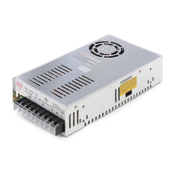 Transformador LED Meanwell 350W 230VAC/12VDC IP25
