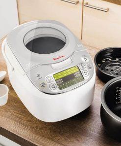 Robot de Cozinha Moulinex MK8121 Maxichef Advanced 5 L 750W