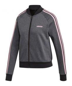 Casaco de Desporto para Mulher Adidas W E CB FZ Bomb Cinzento (Tamanho xxl)