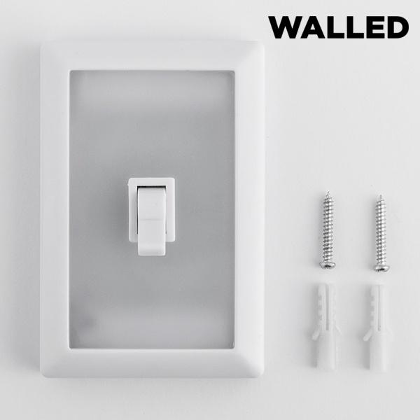 Luz LED Portátil com Interruptor Walled SW15