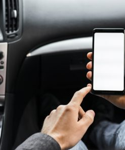 Eletrónica GPS e Automóvel