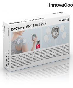 Eletroestimulador TENS Becalm InnovaGoods