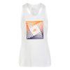 T-Shirt de Alças Mulher Nike (Talla XL) Branco