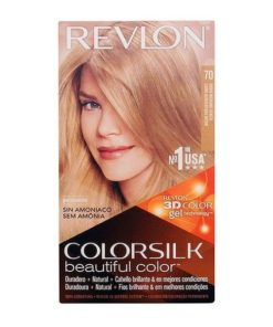 Tinta Sem Amoníaco Colorsilk Revlon Louro claro cinza