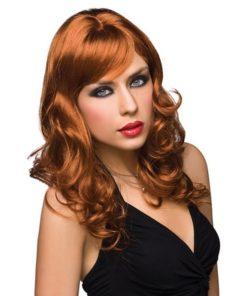 Vermelho Pleasure Wigs 51303