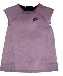 Conjunto de Desporto para Bebé Nike 084-A4L Cor de rosa Preto