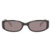 Óculos escuros unissexo Guess GU653NBLK-351