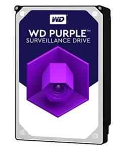 """Disco Duro Western Digital WD40PURZ 3.5"""" 4 TB 6 GB/s HDD"""