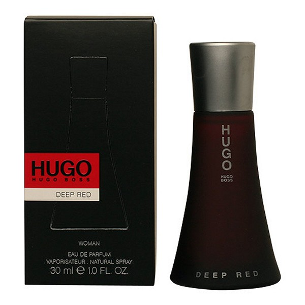 Perfume Mulher Deep Red Hugo Boss-boss EDP