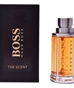 Loção After Shave The Scent Hugo Boss-boss (100 ml)