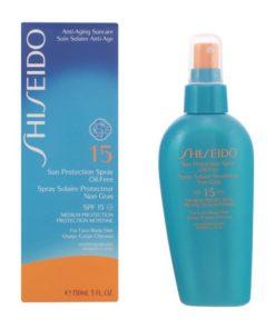 Protetor Solar Oil Free Shiseido