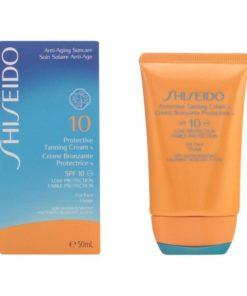 Creme Solar Protective Shiseido Spf 10 (50 ml)