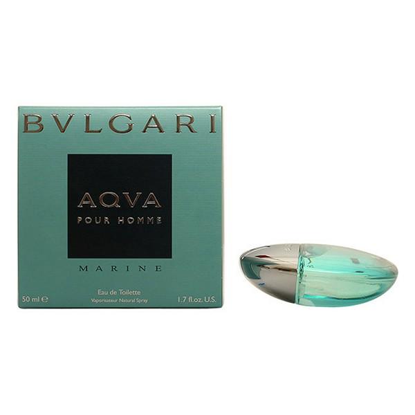 Men's Perfume Aqva Homme Marine Bvlgari EDT