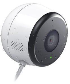 Câmara IP D-Link DCS-8600LH 135º 1080 px Branco