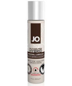 Lubrificante Híbrido Coco Efeito Aquecimento 30 ml System Jo 251666