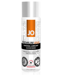 Lubrificante de Silicone Anal Efeito Aquecimento 60 ml System Jo 6720-22