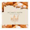 Lubrificante Oral Pleasure Salted Caramel Foil 3 ml Intimate Earth 6547