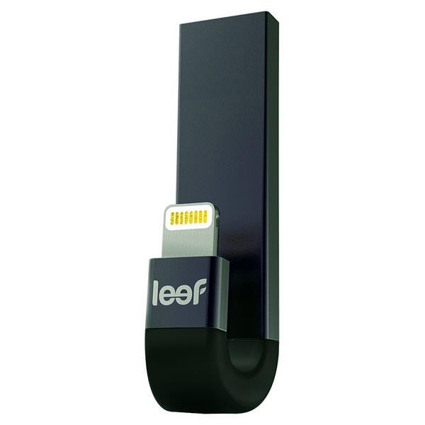 Pendrive com Lightning Leef iBridge 3 USB 3.1 Preto