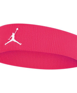 Fita Desportiva para a Cabeça Nike Jordan Cor de rosa