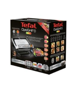 Grill de Contacto Tefal GC712D OptiGrill