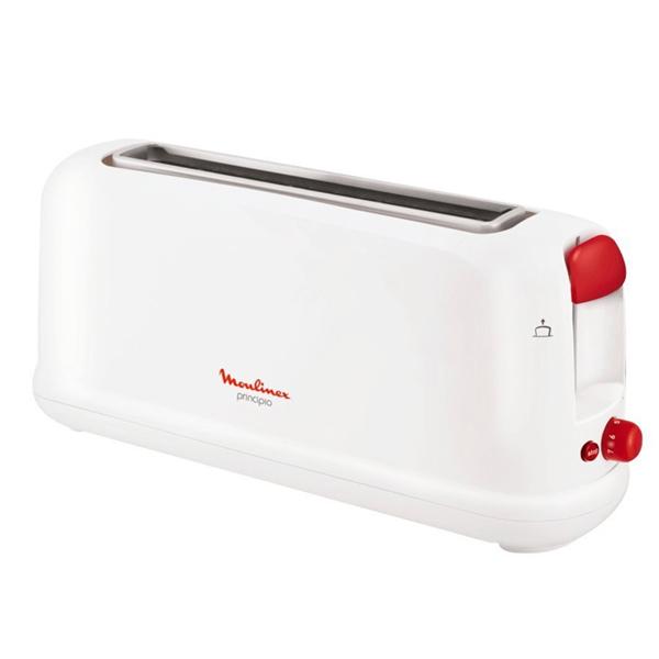 Torradeira com Função de Descongelamento Moulinex LS16011 1000W Branco