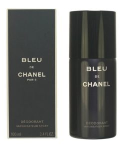 Desodorizante em Spray Bleu Chanel (100 ml)